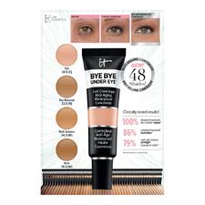 Bye Bye Under Eye Anti Aging Concealer Block On Card    Tan/Rich