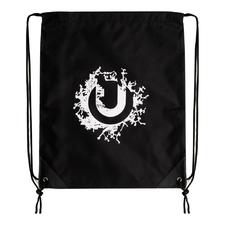 Ultra Singapore Drawstring Bag (Black)