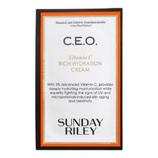 C.E.O. Vitamin C Rich Hydration Cream (1ml)