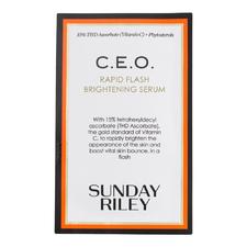 C.E.O. Rapid Flash Brightening Serum Packette (1ml)