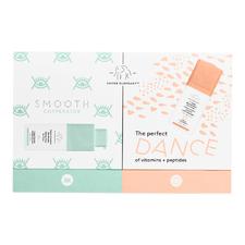 C Tango Multivitamin Eye Cream & Shaba Complex Eye Serum Duo Packette