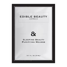 & Sleeping Beauty Purifying Mousse Mask (3ml)