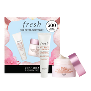 For Petal Soft Skin Skincare Set